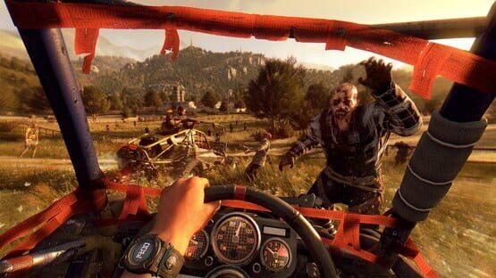 Dying Light: The Following Screenshot 2