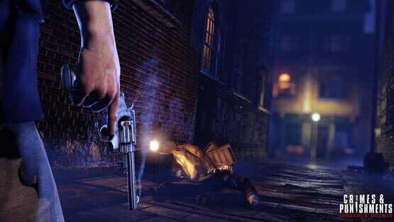 Sherlock Holmes: Crimes & Punishments Screenshot 2