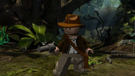 Lego Indiana Jones Screenshot 3