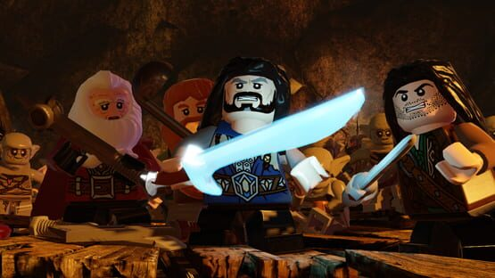 LEGO Der Hobbit Screenshot 1