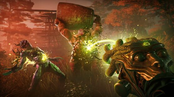 Képernyőkép erről: Shadow Warrior 2: Bounty Hunt Part 1