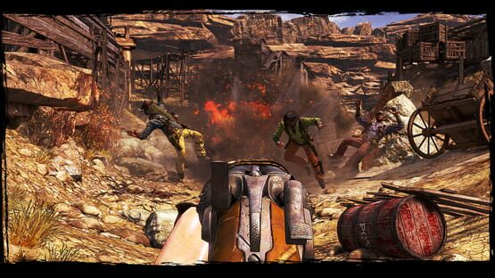 Call of Juarez: Gunslinger Screenshot 2