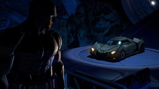 Telltale Batman -  Batman: The Telltale Series Screenshot 1