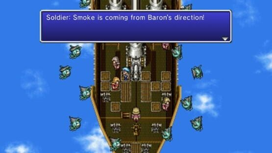 Képernyőkép erről: Final Fantasy IV: The After Years