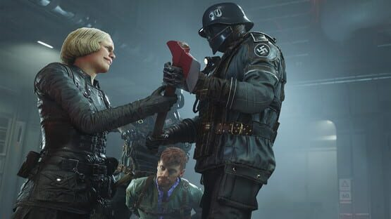Wolfenstein 2: The New Colossus Screenshot 2