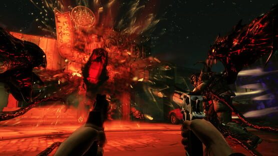 The Darkness 2 Screenshot 2