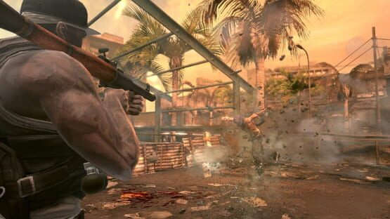 50 Cent: Blood on the Sand Screenshot 2