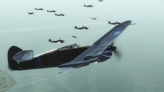 Képernyőkép erről: Flying Tigers: Shadows Over China