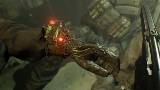 Resident Evil 7: Not a Hero & End of Zoe Screenshot 2