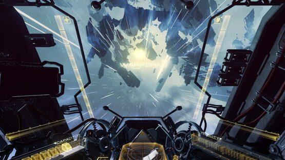 EVE: Valkyrie Alpha Screenshot 1
