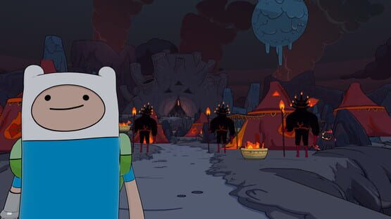 Képernyőkép erről: Adventure Time: Pirates Of The Enchiridion