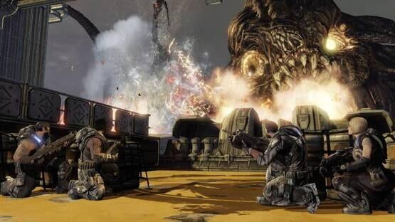 Gears of War: Judgment Screenshot 3