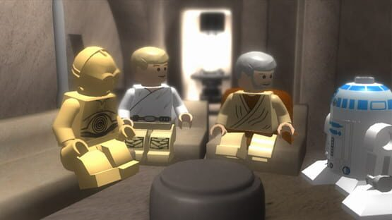 Lego Star Wars: Die komplette Saga Screenshot 3