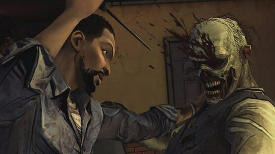 Képernyőkép erről: The Walking Dead: Season One