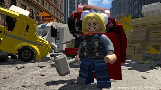 LEGO Marvel Avengers Screenshot 3