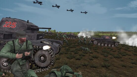 World War II Online: Battleground Europe