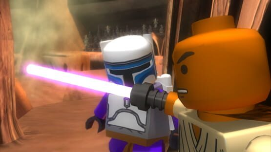 Lego Star Wars: Die komplette Saga Screenshot 1