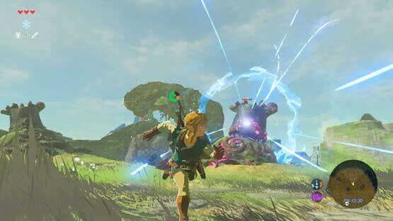 The Legend of Zelda: Breath of the Wild Screenshot 1