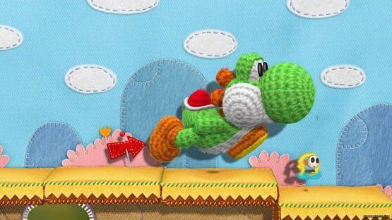 Yoshi's Woolly World Screenshot 2