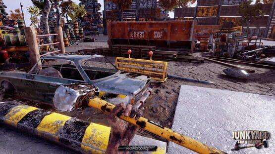 Junkyard Simulator Screenshot