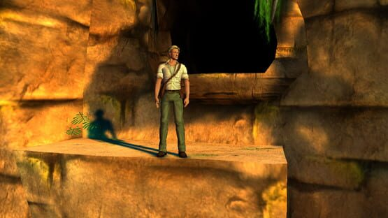 Képernyőkép erről: Broken Sword: The Sleeping Dragon