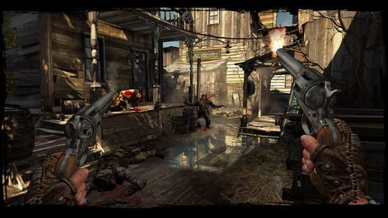 Call of Juarez: Gunslinger Screenshot 3