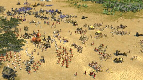 Képernyőkép erről: Stronghold Crusader 2: The Jackal and The Khan