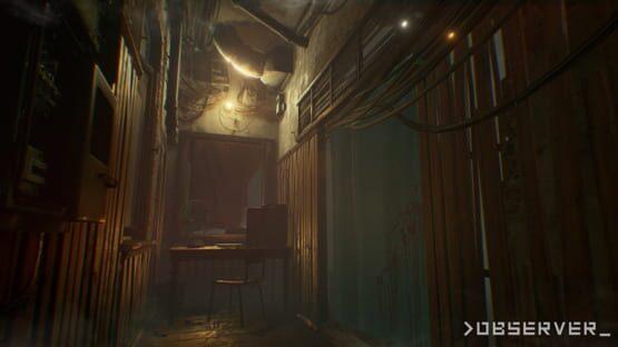 Observer-  zum Cyberpunk-Horror Screenshot 3