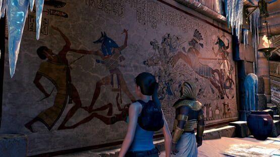 Képernyőkép erről: Lara Croft and the Temple of Osiris