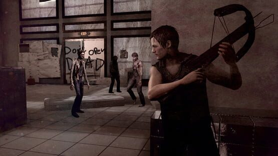 The Walking Dead: Survival Instinct Screenshot 1