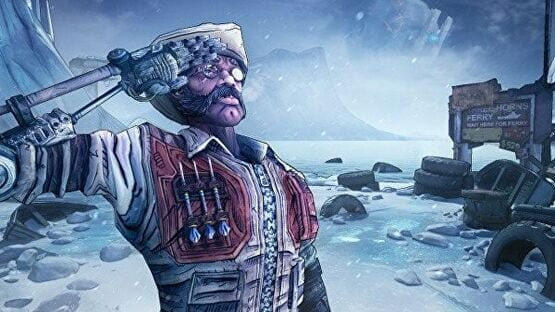 Képernyőkép erről: Borderlands 2: Sir Hammerlock's Big Game Hunt