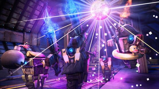 Képernyőkép erről: Borderlands: The Pre-Sequel: Shock Drop Slaughter Pit
