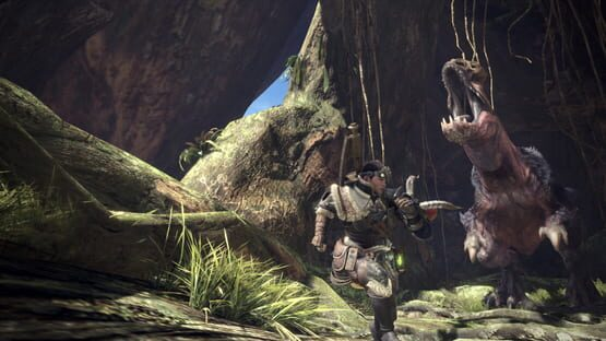 Monster Hunter World Screenshot 2