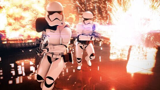 Star Wars: Battlefront 2 -  zur Story Screenshot 3