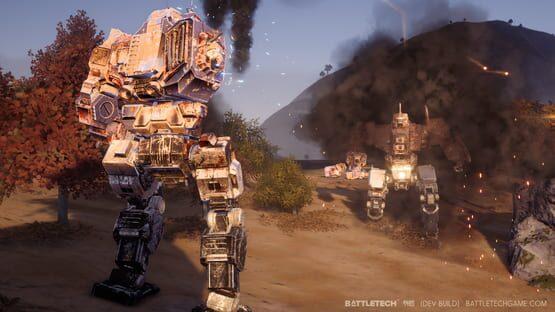 Battletech - Story-Kampagne in der Beta Screenshot 2