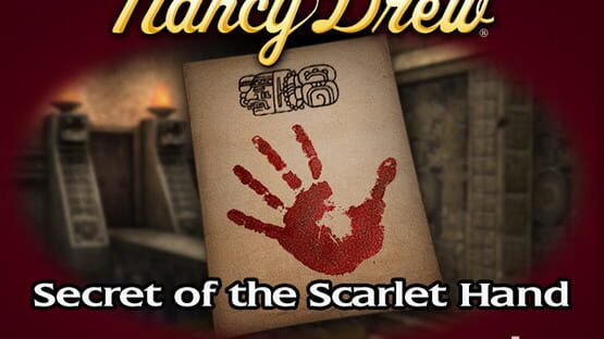 Képernyőkép erről: Nancy Drew: Secret of the Scarlet Hand