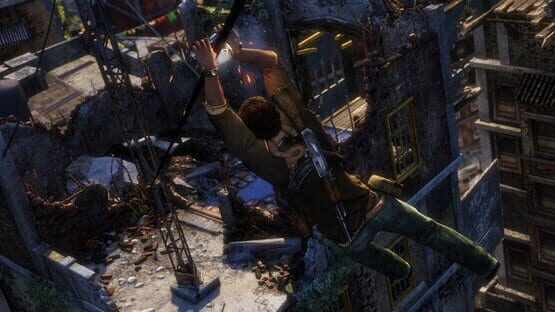 Uncharted: The Nathan Drake Collection Screenshot 1