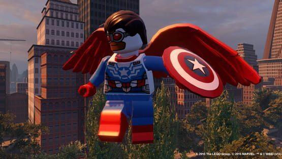 LEGO Marvel Avengers Screenshot 1