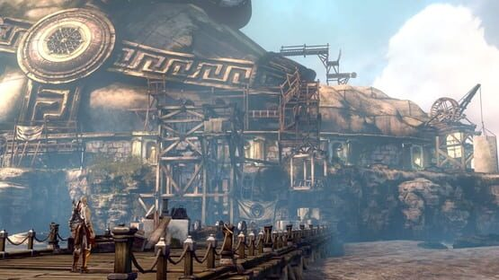 God of War: Ascension Screenshot 1