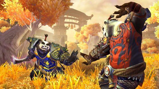 World of WarCraft: Mists of Pandaria (Beta) Screenshot 1