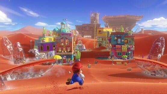 Super Mario Odyssey Screenshot 2