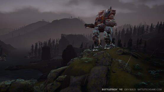 Battletech - Story-Kampagne in der Beta Screenshot 3