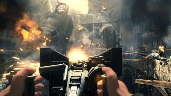 Wolfenstein: The New Order Screenshot 2