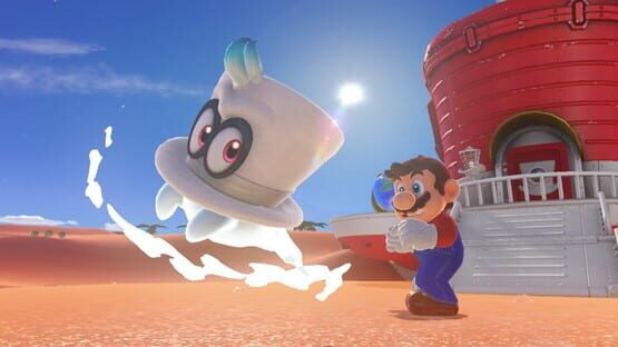 Super Mario Odyssey Screenshot 1