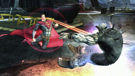 Képernyőkép erről: Injustice: Gods Among Us - Ultimate Edition