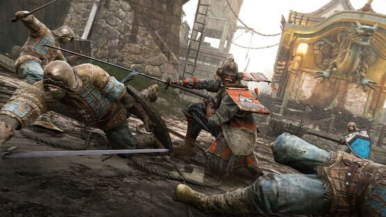 For Honor - Story-Kampagne im Koop Screenshot 1