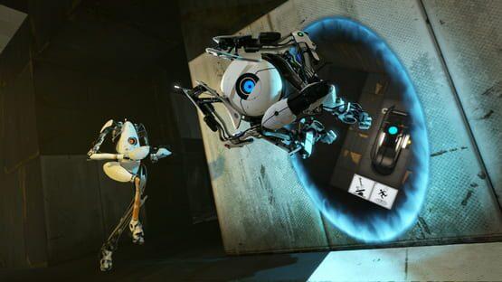 Portal 2 Koop Screenshot 1