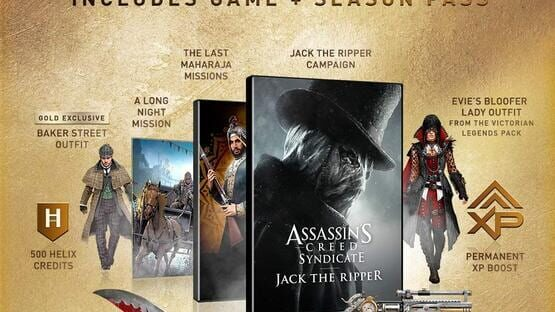 Képernyőkép erről: Assassin's Creed Syndicate - Gold Edition