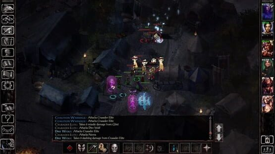 Képernyőkép erről: Baldur's Gate: Siege of Dragonspear - Digital Deluxe Edition