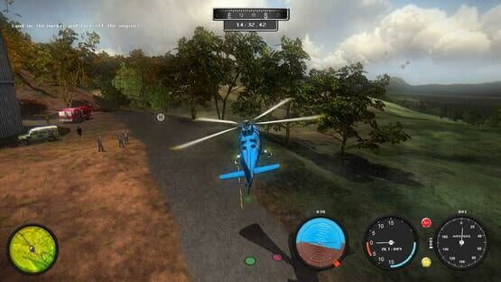 Képernyőkép erről: Helicopter Simulator: Search and Rescue